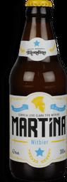 Cerveja Artesanal Martina Witbier 300 mL