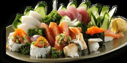 Kiiichi com Frutos do Mar