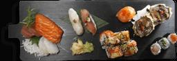 Combinado Sushi Sashimi