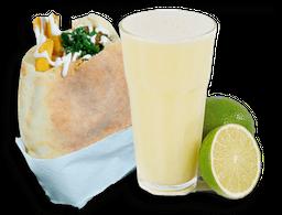 Falafel + Limonada