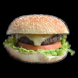 Combo Beef Burger + Fritas