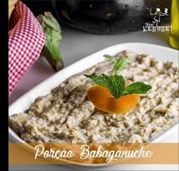 Porção De Babaganuche