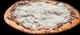 Pizza de Chocolate com Coco