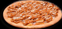 Pizza de Doce de Leite com Banana