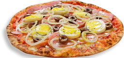 Pizza Portuguesa - 20cm