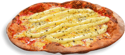 Pizza 4 Queijos - 25cm