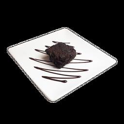 Brownie com Avelãs