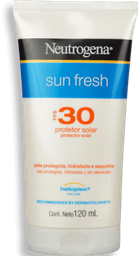 Sun Fresh Neutrog Corpo Fps30 120Ml