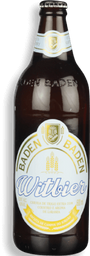 Cerveja Baden Baden Witbier 600 mL