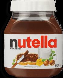 Nutella com  Avelã 650 g