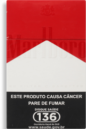 Cigarro Marlboro Red Box 1 U