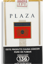 Cigarro Plaza King Size 1 U