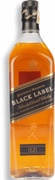 Whisky Escocês Johnnie Walker Black Label 1L