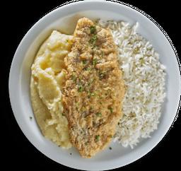 Filet de Peixe à Dorê