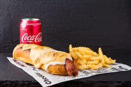 Combo Hot Dog