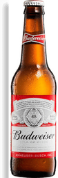 Cerveja Long Neck Budweiser - 330ml