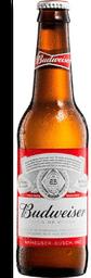 Cerveja Long Neck Budweiser - 335ml