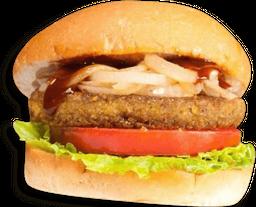 Hambúrguer Falafel Vegano