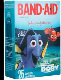 Curativo Procurando Dory Band-Aid Johnson & Johnson 25 U
