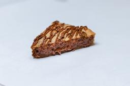 Torta Cookie de Nutella - Fatia