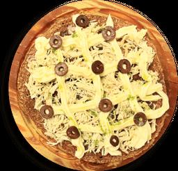 Pizzeta de Frango com Catupiry