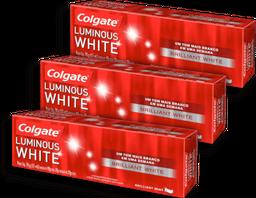 Kit Creme Dental Colgate Luminous White 1 U