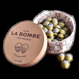 Caixa de Corujinhas chocolate Belga