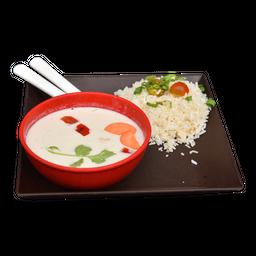 Kaeng Khiao Wan - Thai curry verde