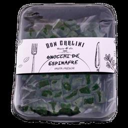 Gnocchi de Espinafre