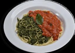 Spaghetti Mezzo A Mezzo