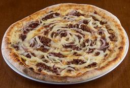 Pizza de Carne Seca com Catupiry - 35cm