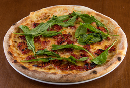 Pizza de Tomate Seco e Rúcula  - 35cm