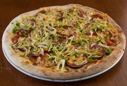 Pizza Frontera Sicília - 35cm