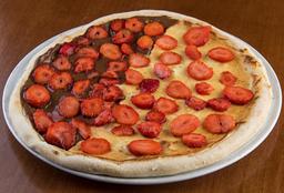 Pizza Doce Meio a Meio - 35cm