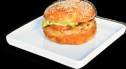 Hambúrguer de Sobrecoxa