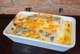 428 Cannelloni di Ricotta e Uvetta