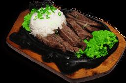 Teppan De Carne