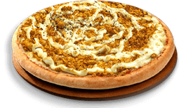 Pizza Frango Com Catupiry