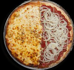 Pizza Pequena por R$ 17,50