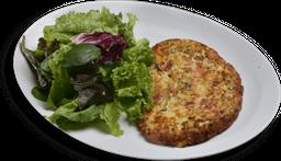 Omelette con Provolone Dolce e Pomodoro