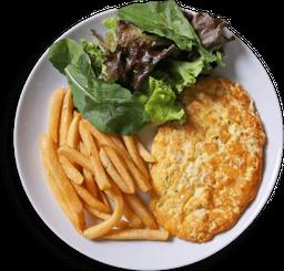 Omelette al Brie e Olio Tartufato