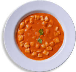 Gnocchi al Sugo di Pomodoro e Fontina