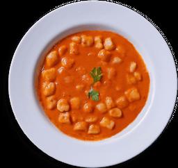 Gnocchi + Refrigerante + Sobremesa