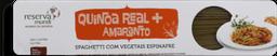 Macarrão Reserva Mundi Spaghetti Verde Quinoa e Amaranto 300 g