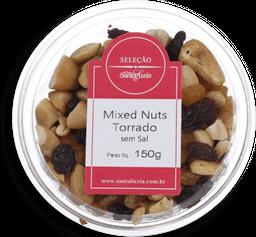 Mix de Nuts Santa Luzia Torrada Sem Sal 150 g