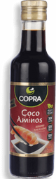 Molho Shoyu Coco Aminos Copra 250mL
