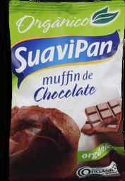 Muffin Chocolate Organico Suavipan 40 g