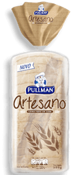 Pão Artesano Pullman 500 g