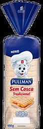 Pão Forma Pullman Sem Casca 450 g