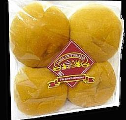 Pão para Hambúrguer Brioche Casa Victoriana 200g